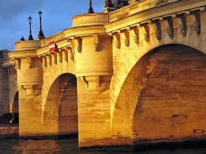 Pont_Neuf_at_Sunset